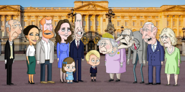 """The Prince"", la serie tv che trasforma la Royal Family in un cartone animato"