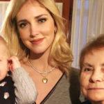 """L'addio di Chiara Ferragni alla nonna e: """"Ciò che più mi spezza il cuore..."""""""
