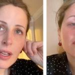 """Clio MakeUp e il drammatico motivo della fuga, incinta, da New York: """"Ho paura"""""""