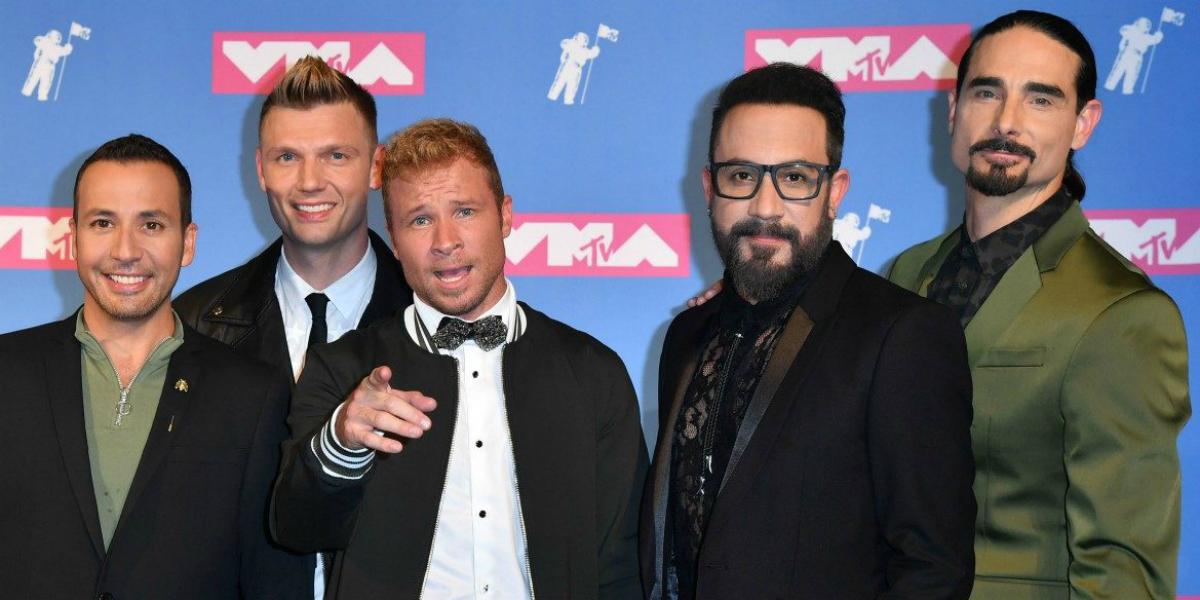 Il live dei Backstreet Boys: è accaduta davvero! In streaming [IL VIDEO]