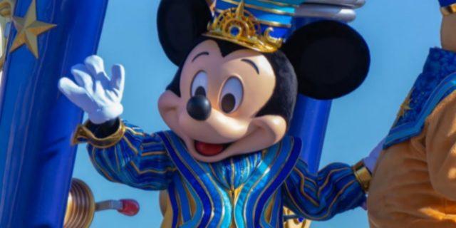 Disneyland Paris regala una magia: ora puoi visitarlo stando a casa