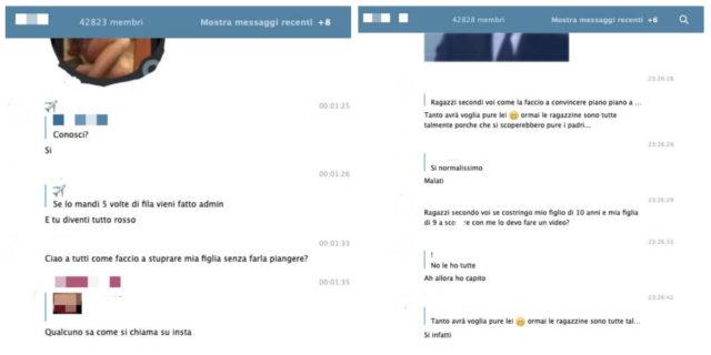"""""""Se vuoi rimuovere la foto, paga"""": lo scandalo mai finito dei gruppi Telegram"""