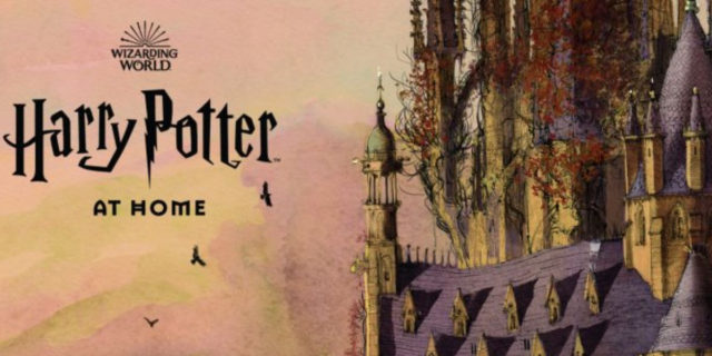 Harry Potter at Home: la magia di Hogwarts a casa per sconfiggere l'isolamento
