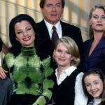 La reunion via webcam del cast de La Tata: insieme per il pilot della serie