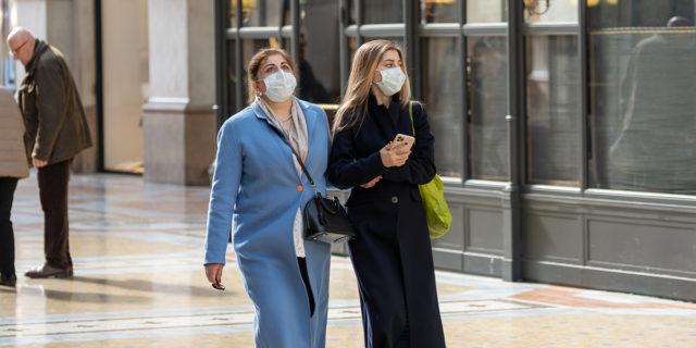 Coronavirus, bollettino del 12 aprile 2020
