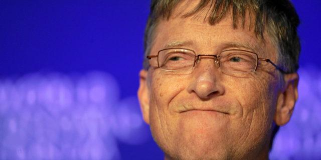 """Bill Gates: """"Se il vaccino per il coronavirus funziona, lo pago io"""""""