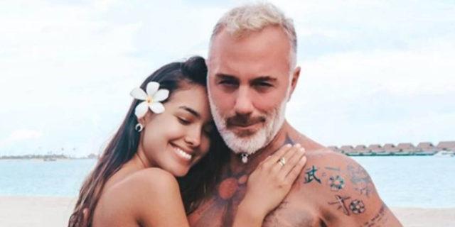 Gianluca Vacchi diventa papà: l'annuncio