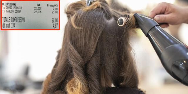 Rincari bar, parrucchieri e centri estetici: nasce la Tassa Covid