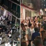 Primo weekend dopo la riapertura: movida nelle città e spiagge affollate