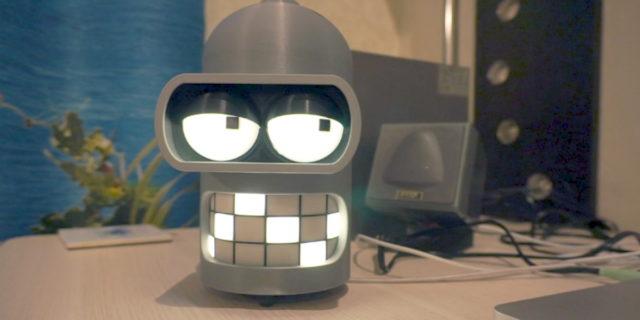 Alexa chi? L'assistente virtuale ideale è Bender