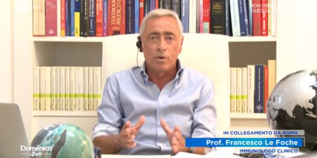 """Covid-19, l'immunologo Le Foche: """"Il virus potrebbe comportarsi come la Sars"""""""