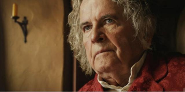 Morto l'attore Ian Holm: interpretò Bilbo Baggins