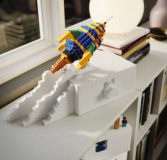 Cos'è BYGGLEK, l'idea di Ikea e Lego per riordinare le camere dei più piccoli