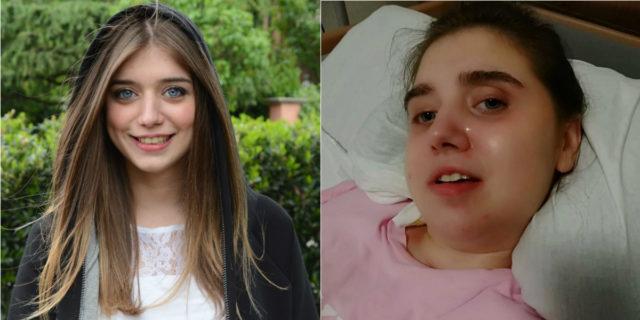 Una colletta per Giulia Centonze: servono 100 mila euro per le cure