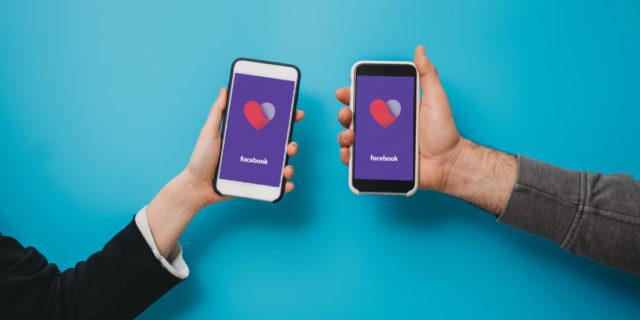 L'amore ora si incontra su Facebook Dating (da notare l'opzione Passioni Segrete)
