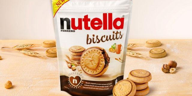 Ferrero cerca nuovi dipendenti per produrre i Nutella Biscuits (con una novità)
