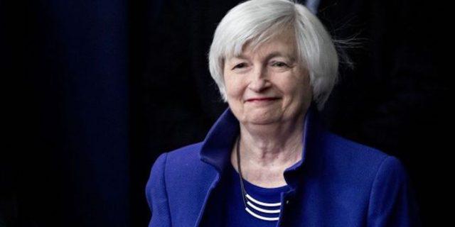 Janet Yellen, segretaria del Tesoro non è solo una rivoluzione di genere