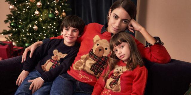 Il maglione disegnato da Elodie per Save the Children è il regalo perfetto per Natale