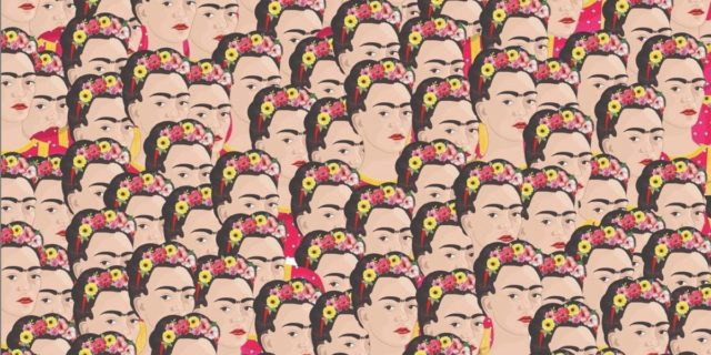 Riesci a trovare Frida Kahlo senza sopracciglia? La sfida del museo è social