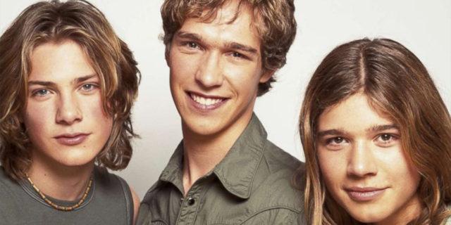 Vi ricordate gli Hanson? Taylor è diventato padre per la settima volta
