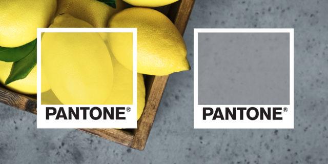 Ultimate Gray + Illuminating: la coppia di colori Pantone per il 2021