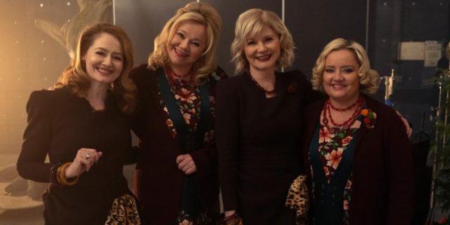 """Le terrificanti avventure di Sabrina"" 4: tornano le originali zia Zelda e Hilda"