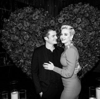 Le bellissime parole d'amore di Katy Perry per Orlando Bloom