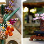 Fiori e bonsai che non muoiono mai: la nuova linea sostenibile di Lego