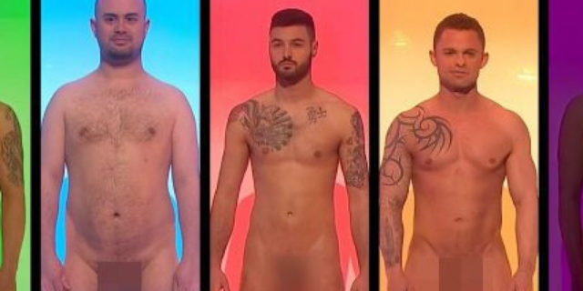 Naked Attraction arriva in Italia: nudi in tv per trovare un partner