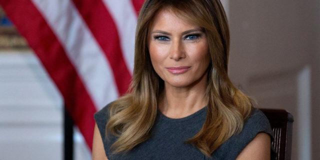 "In difesa di Melania Trump definita ""escort"" sulla Rai"