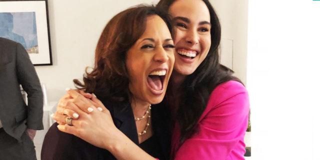 Kamala Harris, la sorella Maya e la nipote Meena: il girl power è di famiglia