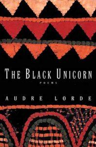 The Black Unicorn: Poems Una raccolta di poesie di Audre Lorde