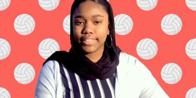 """""""Le pallavoliste non possono giocare con l'hijab"""": poi è arrivata Najah Aqeel"""