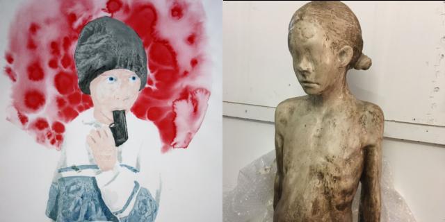 """""""CHILD ABUSE"""": la violenza sui bambini visualizzata in 12 opere"""
