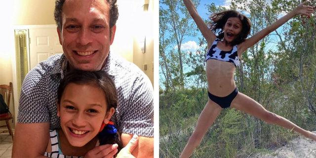 """""""Rubies"""": la linea di costumi creata da un papà per la figlia transgender"""