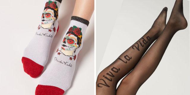 """""""Viva la vida"""": la nuova collezione Calzedonia ispirata a Frida Kahlo"""