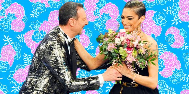 Caro Amadeus, è importante: vogliamo i fiori di Sanremo per tutte, tutti e tuttə