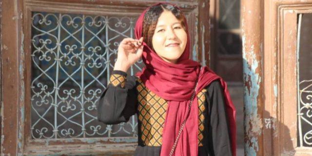 """Fatima: """"Sono la prima guida turistica donna in Afghanistan ma non sarò l'ultima"""""""