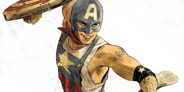 La Marvel annuncia il primo Captain America LGBTQ*