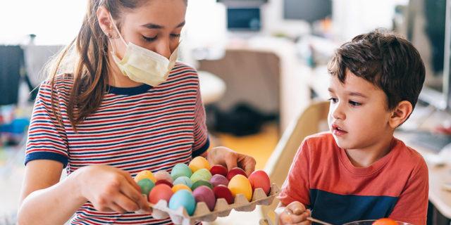 Covid e regole per Pasqua e Pasquetta: cosa si può fare e cosa no