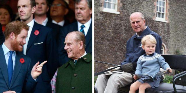 I due diversi e toccanti omaggi di William e Harry per il Principe Filippo