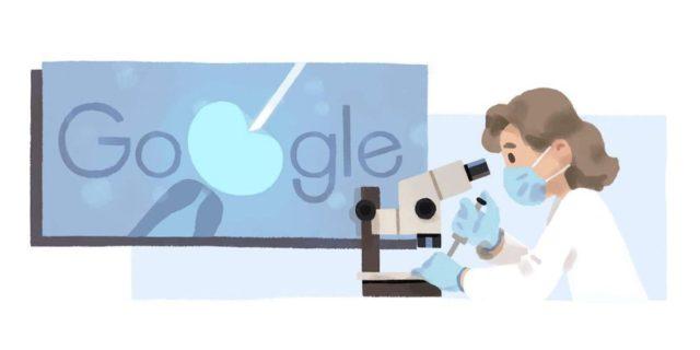 Chi è Anne McLaren, a cui Google dedica il doodle di oggi