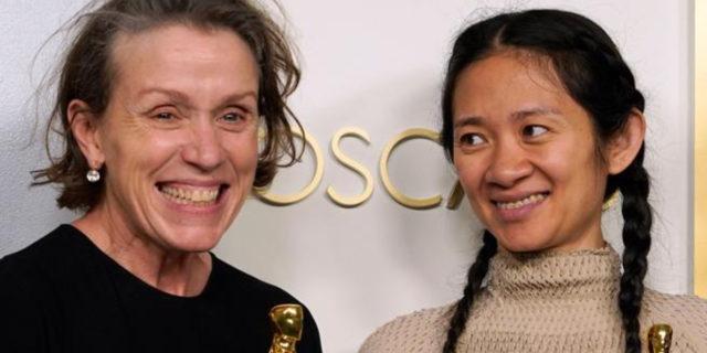 """""""Sciatta"""": i commenti insensati al look di Frances McDormand agli Oscar"""