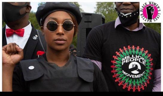 In fin di vita Sasha Johnson, attivista del BLM a cui hanno sparato alla testa