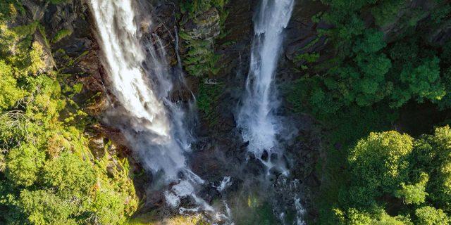Morire per un selfie: tragedia alle cascate di Acquafraggia
