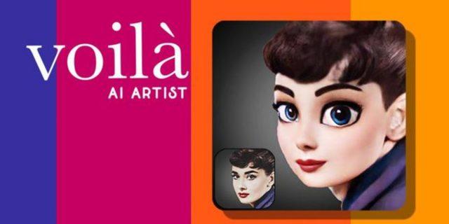 Spopola Voilà, l'app che trasforma i tuoi selfie in personaggi Pixar (ma attenzione!)