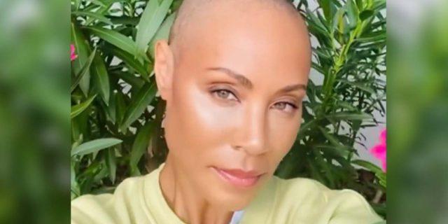 Il coraggioso motivo per cui Jada Pinkett Smith ha scelto di rasarsi i capelli