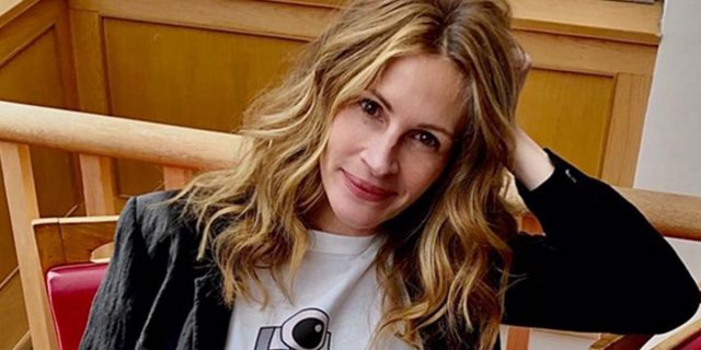 Cannes: l'estrema semplicità e bellezza di Hazel, la figlia di Julia Roberts
