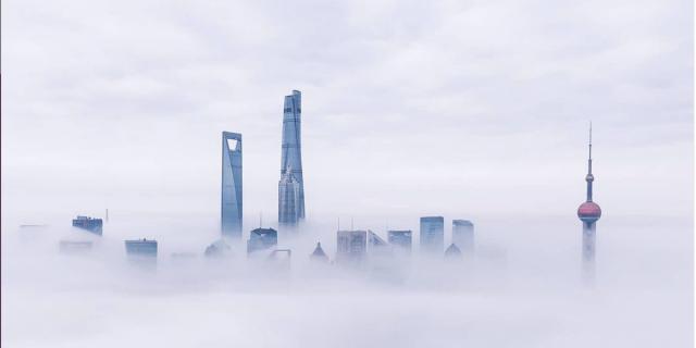 Questo è l'hotel più alto del mondo, da togliere il fiato