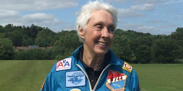 Chi è Wally Funk, che a 82 anni ha volato nello spazio prendendosi la sua rivincita